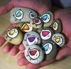 Rock Birds