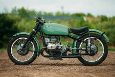 It's the mid 1950s in Russia. As the country sunk deeper into its Cold War with the West, Soviet military minds began to realise that if push ever came to shove, they would probably need a replacement for their current army motorcycle, the Ural (or more correctly, the Irbit) M-72. Based on a brash reproduction of the BMW R71, its 20-year-old days were numbered. The replacement?...