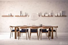 CGarchitect - Professional 3D Architectural Visualization User Community | Dinner Table