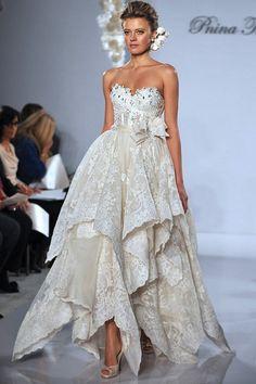 loooove this Pnina dress!