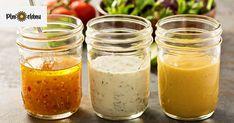 Gluten Free Salad Dressing, Oil Free Salad Dressing, Salad Dressing Recipes, Ranch Dressing, Tahini Dressing, Vinaigrette Sans Gluten, Substitute For Rice Vinegar, Whole 30 Brasil, Curry Coco