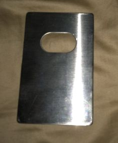 Awesome groomsmen gifts!! fits right in your wallet Bottle Opener credit card size on Etsy, $5.00