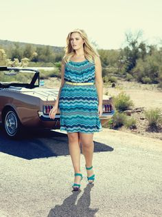 Addition Elle, Summer 2013, Lookbook, plus size, clothing, trends, fashion, plus size dresses