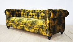 Chesterfield sofa  gothic by namedesignstudio on Etsy