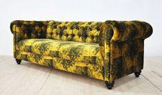 Chesterfield sofa  gothic by namedesignstudio on Etsy