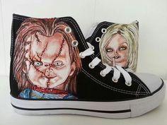 Buty - Chucky & Tiffany