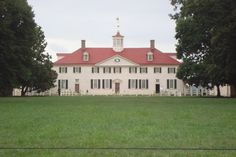 MT. VERNON...one of our most favorite places!