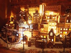 Cardboard City - created by Brainkite Artistic Solutions
