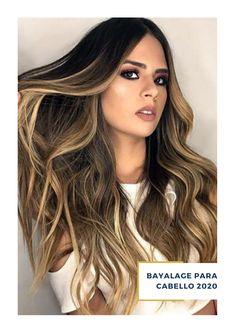 New hairstyles long dark balayage Ideas Dark Balayage, Balayage Hair, Bayalage, Dip Dye Hair, Colored Curly Hair, Lob Hairstyle, Super Hair, Cool Hair Color, Hair Colors