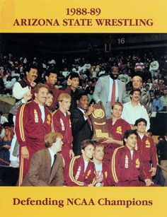 1988 Wrestling Champions