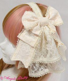 Lolibrary | Angelic Pretty - Hair accessories - Utopia Headband
