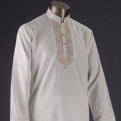 JJ (Junaid Jamshed) Garments is the renowned Pakistani Men and Women Dress Designer launched J Men Kurta for Wedding and Party Wear purposes for Boys and Men. JJ Men Summer Kurta Collection 2014 with Price.