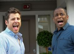 Psych true psych fans can hear the screams just looking at this!
