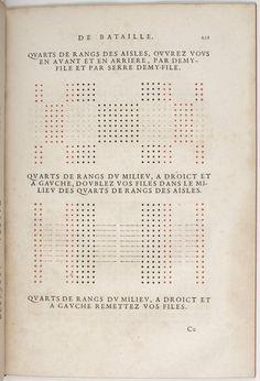 Colbert de  Lostelneau | Le mareschal de bataille (1647)
