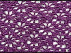 Crochet: Punto Arañitas, My Crafts and DIY Projects