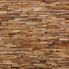 A Wallure faldekorációs panelek alapanyaga valódi fa, konkrétan tölgyfa vagy diófa. Minimalista és modern stílusú beltérhez is illik, de a fa tradicionális volta miatt minden környezethez passzol.