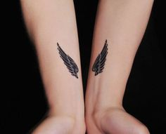 Wings Tattoo Designs : It's always mesmerizing to see a wing tattoo, for aside of depicting it's the wings of an angel, it has a sense of serene and simple design that will suit you. It is elegant to have this kind of tattoo because it seems like it is light and carefree. Wings tattoo also is a sign of protection and guidance, so when you have this tattoo, you will be always guided and protected by the angels who have those wings. What's great about these wings tattoo designs is it both look…