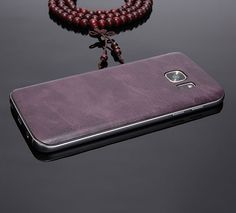 You can choose 5 color for your S7 and edge cases, Orange, Dark brown-black, Purple, Dark blue, Gold.  Product Feature: 1. Real Leather 2. Metal Frame