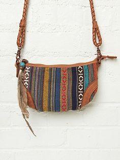 indio crossbody bag