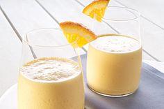 Creamy Orange Smoothie