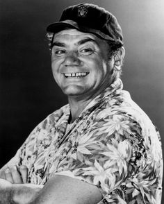 Ermes Effron Borgnino known as Ernest Borgnine (24 January 1917 - 8 July 2012) - American film and television actor