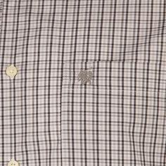 Carson Tonal Small Check Short Sleeve Shirt by Carson
