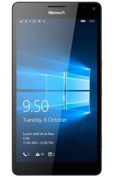 Microsoft Lumia 950 y 950 XL disponibles para reserva