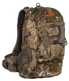 ALPS OutdoorZ Pursuit Bow Hunting Back Pack - Brushed Realtree Xtra HD,  2700 Cubic Inches f9387d6139