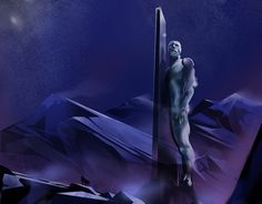 """Check out new work on my @Behance portfolio: """"SWORD OF THE LICTOR2"""" http://on.be.net/1PFnG9l"""