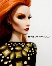 HAUS OF MFALCAO Fashion Royalty dolls