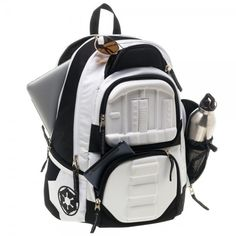Star Wars: Storm Trooper Backpack – First Person Clothing