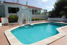 Charming and comfortable villa, which has modern furniture, central heating for cooler months and a nice swimming pool #Spain_Villa