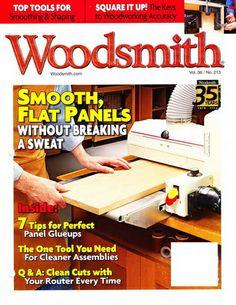 Woodsmith #213 - June/July 2014