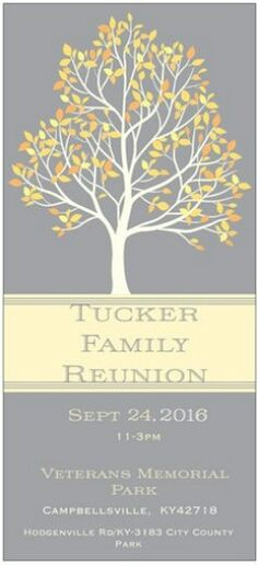 Tucker family reunion 2016