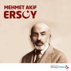 Bugün İstiklâl Marşı'nın Kabulü ve Mehmet Akif ERSOY'u Anma Günü. Saygı, minnet ve rahmetle anıyoruz...