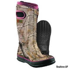 Women's Big Game Camo Arctic Snow Boots | Pinterest | Snow, Boots ...