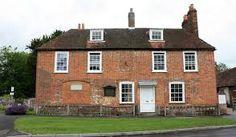 Chawton House, Hampshire. Jane Austen's home