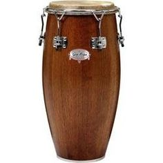 Gon Bops California Series Tumba, 12.25-inch, Mahogany by Gon Bops. $899.00. Using hand-selected lumber from only the finest air-dryed quarter-sawn Red Appalachian Oak, each stave of Gon Bops California Series Congas is meticulously cut and shaped by hand, steel rings hand-hammered into place, then cured for months. The shells are then hand-glued, hammered into shape and turned by an artisan who has made these shells ths old-fashioned way for over 20 years. Onc...