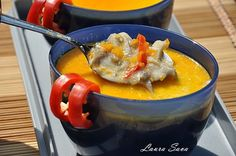 Ciorba falsa de burta | Retete culinare cu Laura Sava