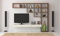 Image result for stylish tv unit designs