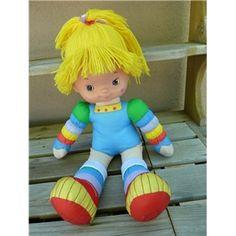 RAINBOW BRITE Doll - I had this!