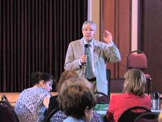 Tim Shannahan at Howard County Schools Seminar on Disciplinary Literacy - YouTube