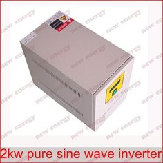 2000VA 110/120/220/230/240VAC, 50/60Hz output Industrial Frequency pure sine wave inverter for 96V battery