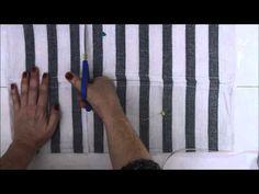 EL NIDO de mamá gallina: DIY: COMO HACER UNA BOLSA PARA REPOSTERÍA CON UN PAÑO DE COCINA (VIDEO TUTORIAL)