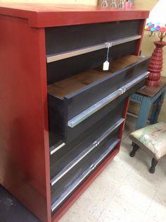 Craftsman toolbox dresser