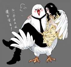 Tags: Anime, ONE PIECE, Rob Lucci, CP9, Hattori (ONE PIECE)