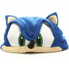 Touca Sonic em Pelúcia