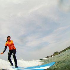 本日のナイスショット 今日は天気も良く波もスクール日和でした昨日のリベンジでご参加のRさん見事なライディングANDナイススマイルです #沖縄#沖縄サーフィン#沖縄サーフィンスクール#笑顔#躍動感#春休み#学生#真栄田岬#okinawa#okinawatrip#surfing#surfergirl#surfingschool