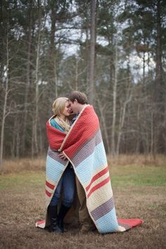 {North Carolina} An Outdoor Engagement Session by Live View Studios featured on The Lovely Find