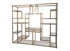 Cravt, Tidy Shelving Unit - LuxDeco.com